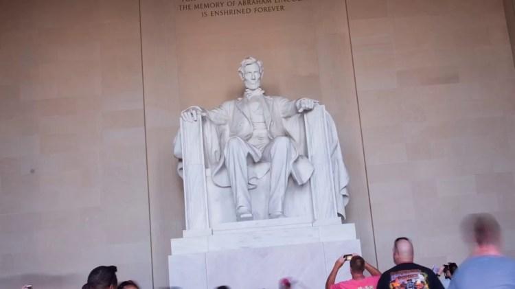 The Iconic Landmarks of Washington D.C. Shown Through a Dizzying Hyperlapse Video