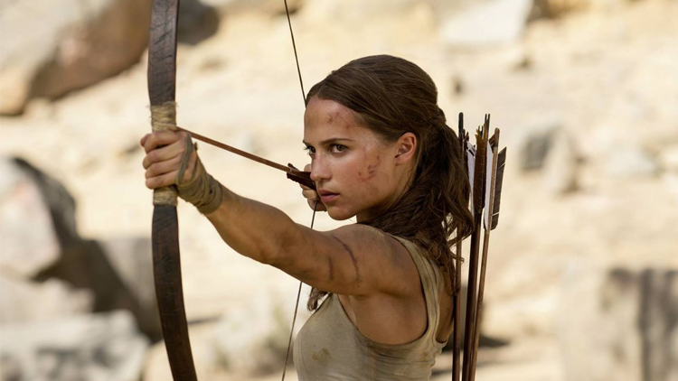 Watch Tomb Raider (2018) Online Free Full Movie