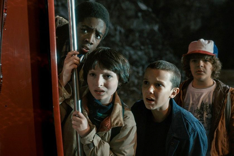 How Stranger Things Takes Us Through a Dark and Dangerous World Imbued With Childlike Wonder