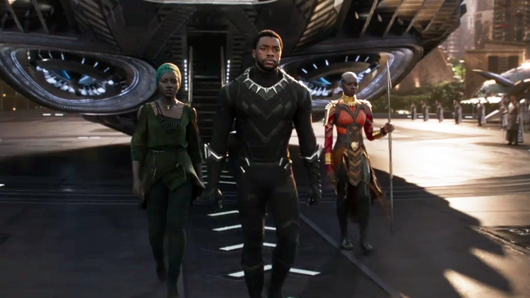 A Revolution is Coming to Wakanda in Marvel's Thrilling New 'Black Panther' Trailer