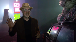 Adam Savage Goes Behind the Scenes and Becomes an Extra in Blade Runner 2049 Short Film