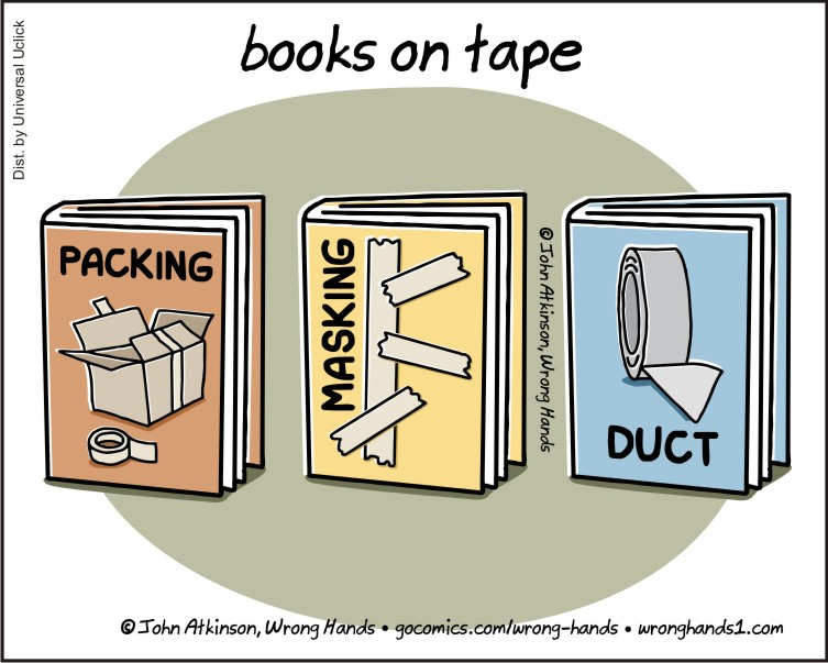 Books on Tape