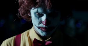 Burger King Scary Clown