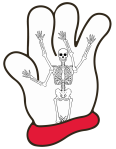 Hamburger Helper Reveals What's Under Their Mascot Lefty's Glove