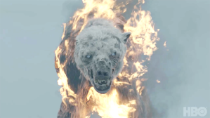 How a Zombie Polar Bear Was Brought to Life Using Green Screen Magic on Game of Thrones