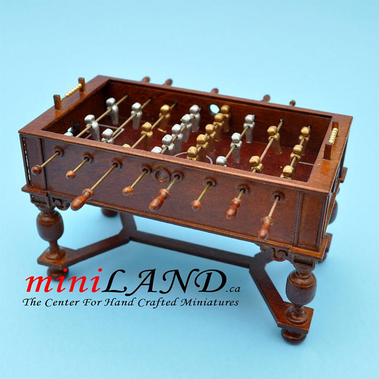 Miniature Foosball Table