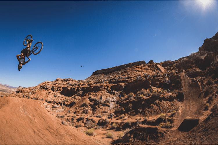 Mountain Bike Backflip