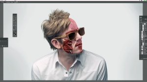 Spoon's New Music Video for 'Do I Have To Talk You Into It' Gives a Bizarre Photoshop Tutorial
