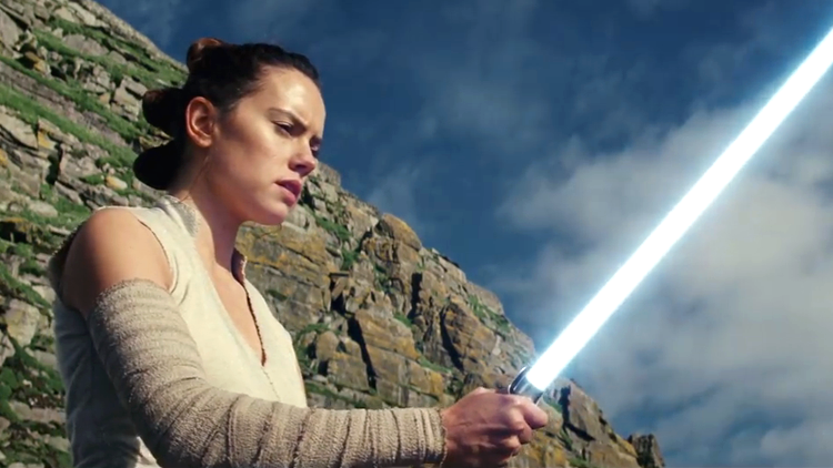 The Incredible New 'Star Wars: The Last Jedi' Trailer Features Plenty of Power, Action, and Misdirection
