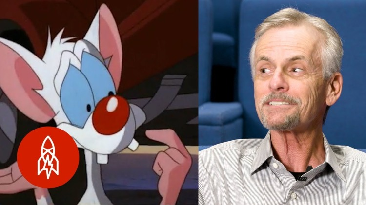 The Inspiration Behind Robert Paulsen's Voices in the 'Animaniacs' and Many Other 1990s Cartoons