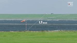 World's Shortest Plane Flight