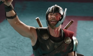 A Look at the Hyper-Stylized Armor and Weapons Built for Thor Ragnarok by Weta Workshop
