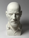 Amazing Museum Quality Style Busts of Pop Culture Icons