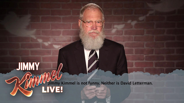 Celebrities Read Mean Tweets About Jimmy Kimmel For His 50th Birthday