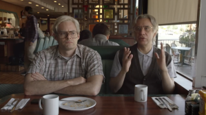 Fred Armisen and Bill Hader