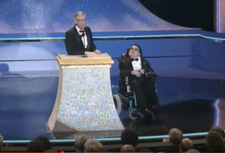 In 1999 Mister Rogers Reunited Onstage With Man In