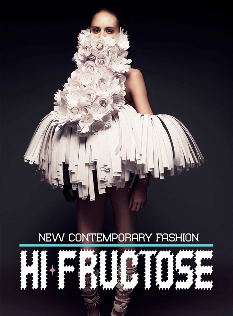 Hi-Fructose New Contemporary Fashion Book