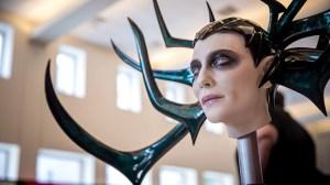 How Ironhead Studio Made Hela's Amazing Headdress From Thor Ragnarok