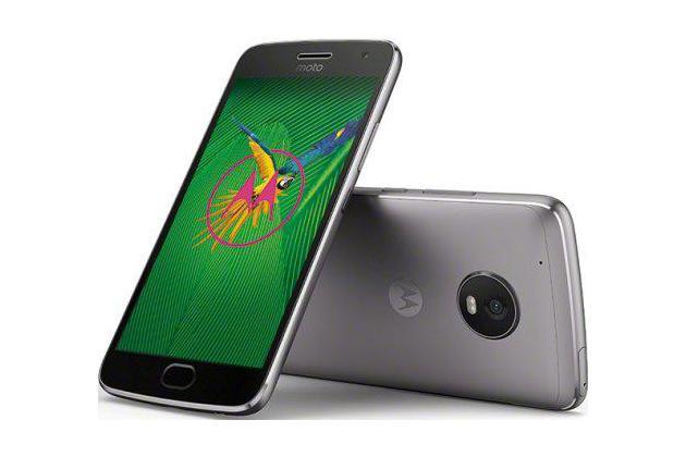 Moto G5 Plus 64gig Phone