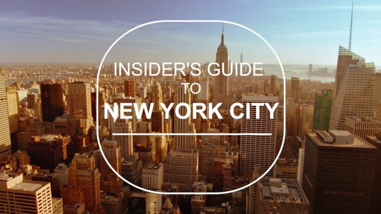 Cute A Hilariously Absurd Guide to New York City That Warns Visitors to Avoid Typical Tourist Traps