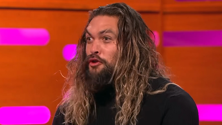Jason Momoa Speaks Dothraki to Hugh Grant and Sarah Millican on The Graham Norton Show