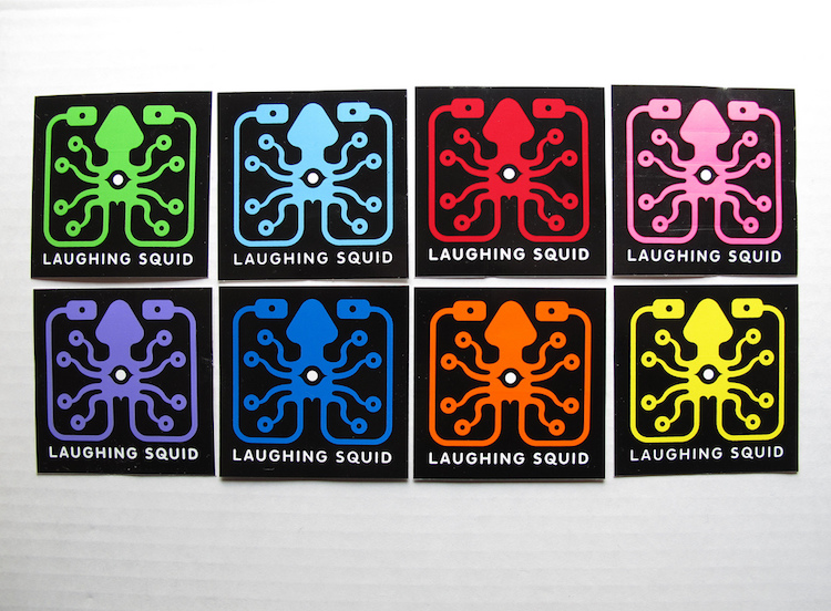 Laughing Squid Celebrates 22nd Anniversary