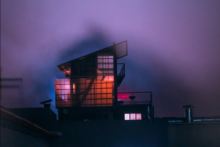 Stunning Photos Capturing the Beauty of Cities at Night Backlit by the Colorful Glow of Neon