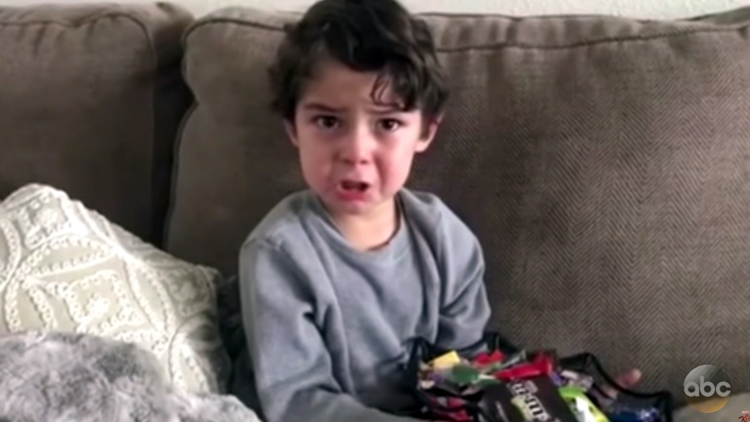 Parents Tell Their Kids That They Ate All of Their Halloween Candy
