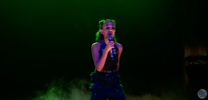 Rapping Millie Bobby Brown