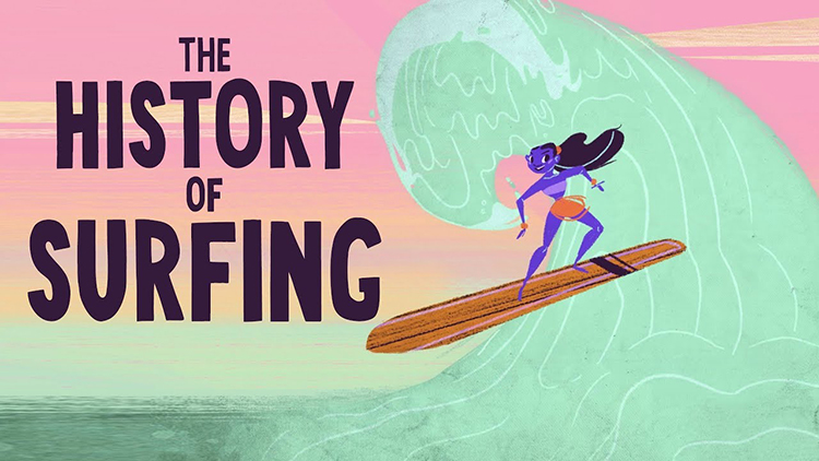 A Look at the Complicated History of Surfing