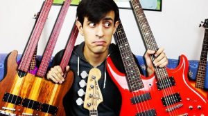 25 Different Basses