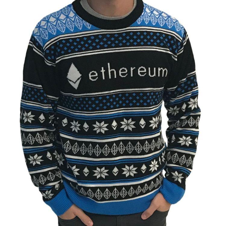 Ethereum Sweater