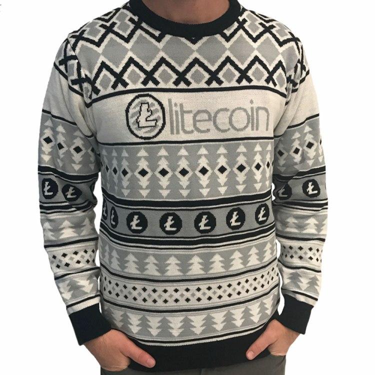 Litecoin Sweater