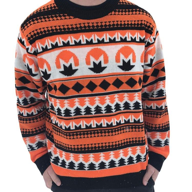 Monero Sweater