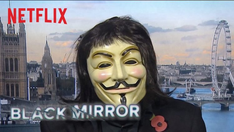 A Chilling Black Mirror Mashup Combing 2017 News Footage With Eerily Similar Series Storylines