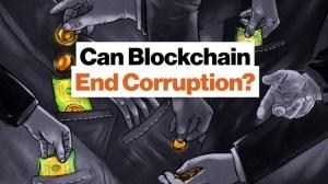 Can Blockchain End Corruption