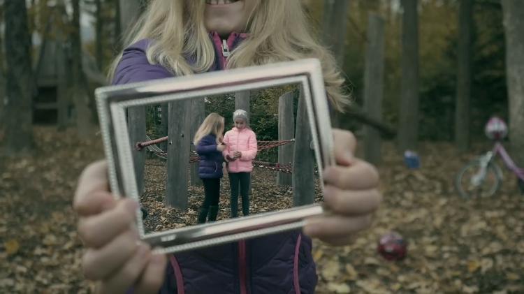 Emma, A Super Creepy 15 Second Horror Film