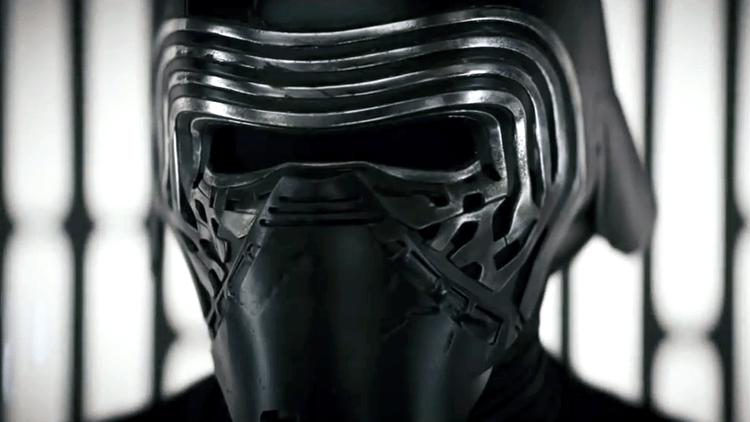 Kylo Ren Reviews Star Wars: The Last Jedi