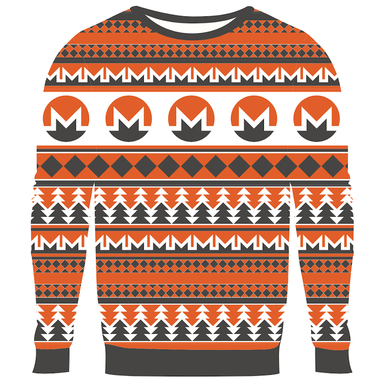 Monero Ugly Sweater