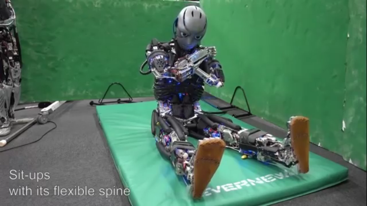 Japanese Researchers Have Created Humanoid Robots That