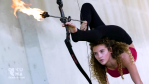 Self-Taught Teen Contortionist and Balancer Sofie Dossi Puts On a Spectacular Act