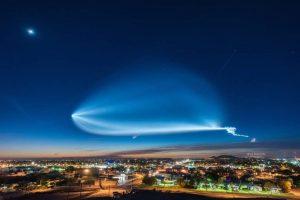 SpaceX Falcon 9 Launch Jesse Watson