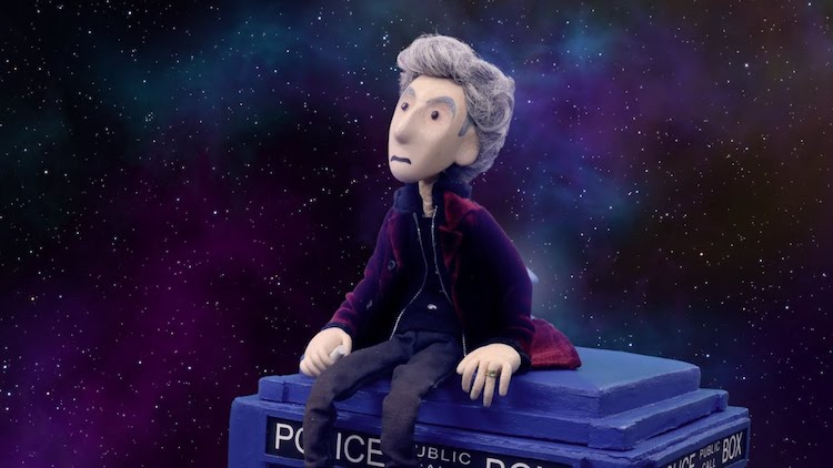 Thanks for the Stars, A Befitting Doctor Puppet Farewell to Peter Capaldi and the 12th Doctor Who