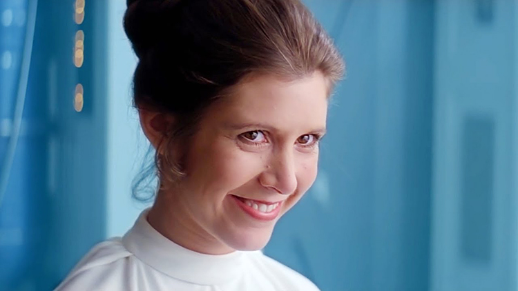 The Force, A Musical Tribute to Princess Leia (Carrie Fisher) of Star Wars by Melodysheep