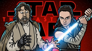 The Star Wars Galaxy is Off Its Rocker in an Animated Parody of The Last Jedi Trailer