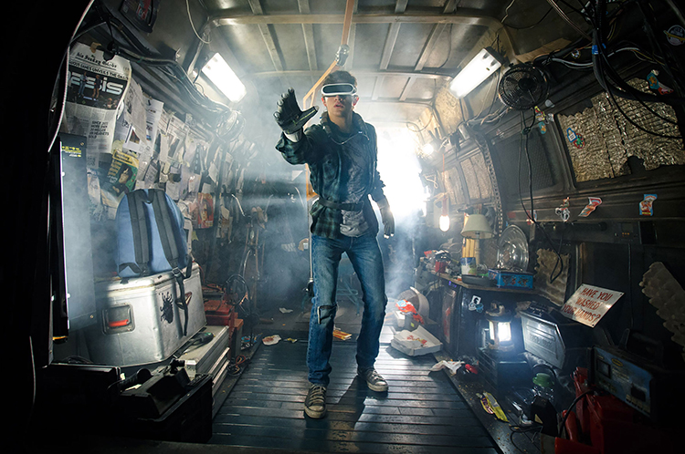 Virtual Reality Collides With the Real World in a New Easter Egg Packed Trailer for 'Ready Player One'