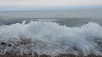Waves Freezing Siberia