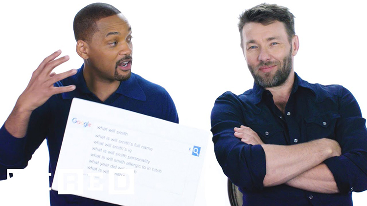 Will Smith and Joel Edgerton Answer the Web's Most Searched Questions About Themselves