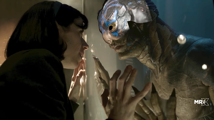 A Fascinating Breakdown of the Amazing Practical and Visual Effects in 'The Shape Of Water'