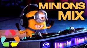 A Fun-Loving Remix of the Minions and Despicable Me Films